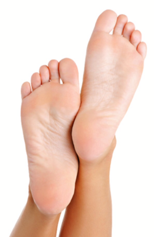 Healthy feet massage and excercise Bolton