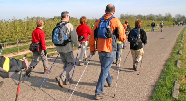 Nordic Walking in Bolton