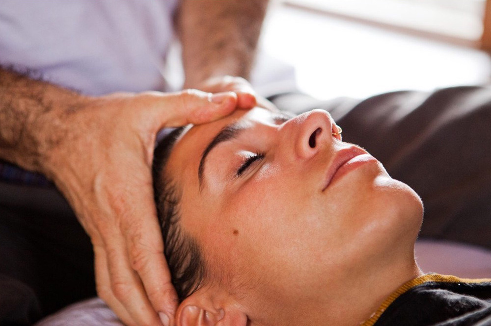 Shiatsu Tri-Force Massage in Bolton